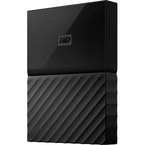 WD My Passport for Mac 1TB WESTERN DIGITAL WDBFKF0010BBK-WESN