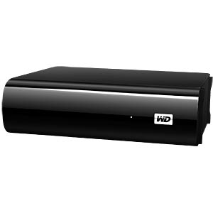 2TB WD My Book AV-TV WESTERN DIGITAL WDBGLG0020HBK