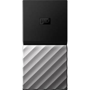 WD USB My Passport SSD 256GB WESTERN DIGITAL WDBK3E2560PSL