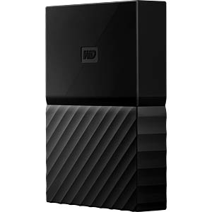 Externes 3TB-Laufwerk WD My Passport for Mac WESTERN DIGITAL WDBP6A0030BBK-WESN