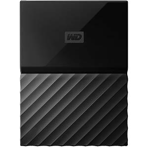 WD 4TB My Passport Portable Hard Drive black WESTERN DIGITAL WDBYFT0040BBK-WESN