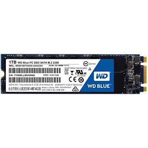 WD Blue M.2 1TB Internal SSD WESTERN DIGITAL WDS100T1B0B