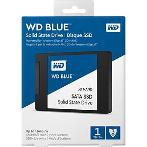 WD Blue 3D SSD 1 TB WESTERN DIGITAL WDS100T2B0A