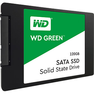 WD Green 3D SSD 120 GB WESTERN DIGITAL WDS120G2G0A