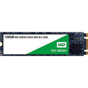 WD Green 3D SSD M.2 120GB SATA WESTERN DIGITAL WDS120G2G0B