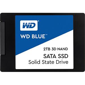 WD Blue 3D SSD 2 TB WESTERN DIGITAL WDS200T2B0A