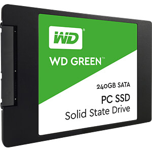 WD Green 3D SSD 240 GB WESTERN DIGITAL WDS240G2G0A