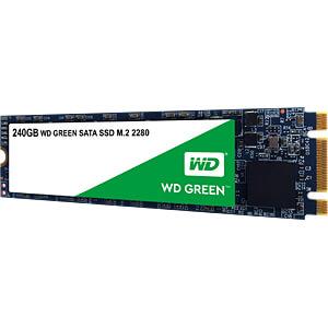 WD Green 3D SSD M.2 240GB SATA WESTERN DIGITAL WDS240G2G0B