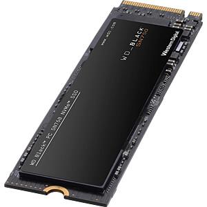 WD Black SN750 NVMe SSD 250GB, M.2 WESTERN DIGITAL WDS250G3X0C