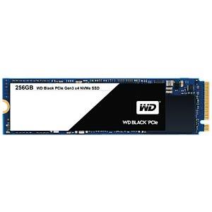 WD Black SSD M.2 256GB PCIe WESTERN DIGITAL WDS256G1X0C