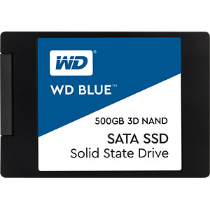 WD Blue 3D SSD 500 GB WESTERN DIGITAL WDS500G2B0A