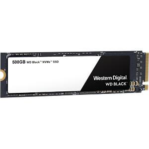 WD Black NVMe SSD 500GB, M.2 WESTERN DIGITAL WDS500G2X0C