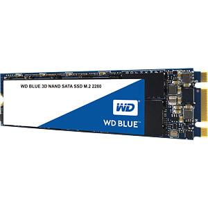 WD Blue 3D SSD M.2 500GB SATA WESTERN DIGITAL WDS500G2B0B