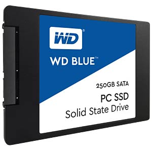WD Blue 250GB 2.5-inch Internal SSD WESTERN DIGITAL WDS250G1B0A