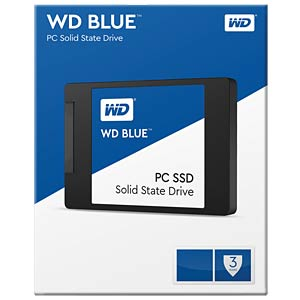 WD Blue 500 GB interne 2,5-Zoll-SSD WESTERN DIGITAL WDS500G1B0A