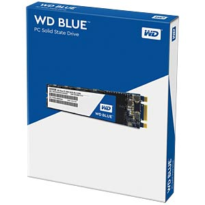 WD Blue 250 GB interne 2,5-Zoll-SSD WESTERN DIGITAL WDS250G1B0A