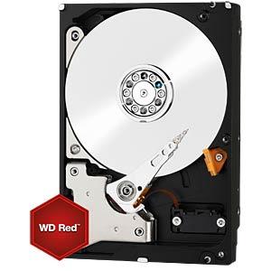 WD Red 3,5-Zoll-NAS-Festplatte mit 3 TB WESTERN DIGITAL WD30EFRX