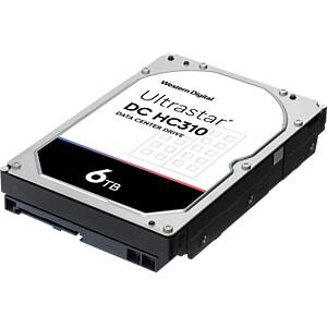 6TB Festplatte WD Ultrastar DC HC310 WESTERN DIGITAL 0B36039