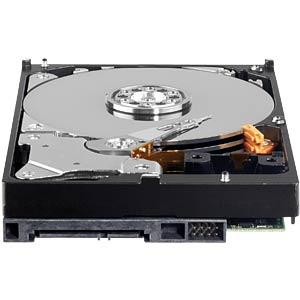 WD AV 3,5-Zoll-PC-Festplatte mit 500 GB WESTERN DIGITAL WD5000AVDS