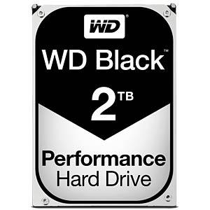 Desktop hard drive, 2TB, WDBlack WESTERN DIGITAL WD2003FZEX