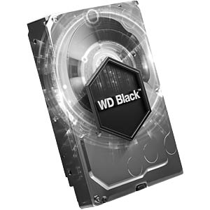 500GB Festplatte WD Black - Desktop WESTERN DIGITAL WD5003AZEX