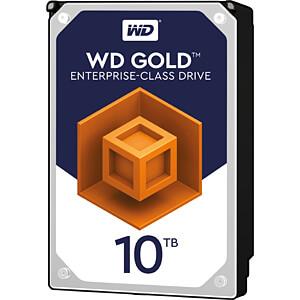 10TB Festplatte WD Gold - Datacenter WESTERN DIGITAL WD101KRYZ