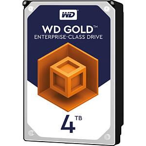 4TB Festplatte WD Gold - Datacenter WESTERN DIGITAL WD4002FYYZ