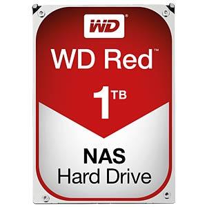 WD Red 3,5-Zoll-NAS-Festplatte mit 1 TB WESTERN DIGITAL WD10EFRX