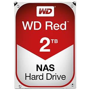 Desktop hard drive, 2TB, WDRed WESTERN DIGITAL WD20EFRX