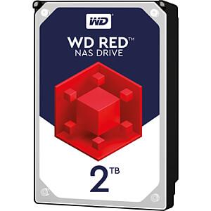 2TB Festplatte WD RED - NAS WESTERN DIGITAL WD20EFRX