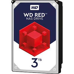 Desktop hard drive, 3 TB, WD Red WESTERN DIGITAL WD30EFRX