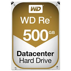 500GB Festplatte WD Re - Enterprise WESTERN DIGITAL WD5003ABYZ