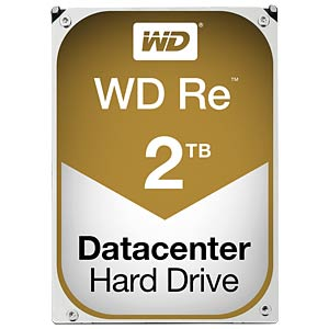 Desktop hard drive, 2 TB, WD Re WESTERN DIGITAL WD2004FBYZ