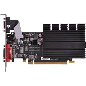 XFX Radeon HD5450 - 1 GB - passiv XFX HD-545X-ZCH2