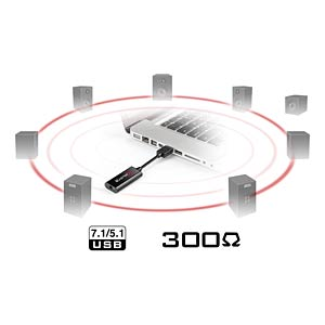 Soundkarte, extern, Sound Blaster X G1, USB 2.0 CREATIVE 70SB171000000