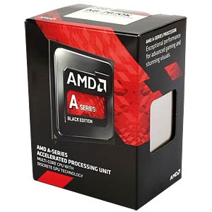 AMD FM2+ A8-7670K, 4x 3.60GHz, boxed AMD AD767KXBJCSBX