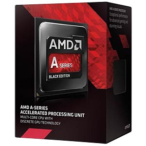 AMD FM2+ A10-7860K, 4x 3.60GHz, boxed AMD AD786KYBJCSBX