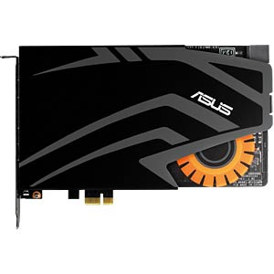 ASUS Soundkarte Strix Raid DLX, PCIe x1 ASUS 90YB00H0-M1UA00