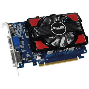ASUS GF GT730 - 2 GB - aktiv ASUS 90YV06K0-M0NA00