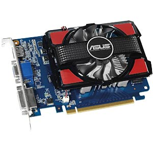 ASUS GF GT730 - 4 GB - aktiv ASUS 90YV06M0-M0NA00