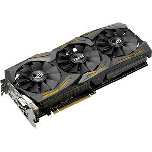ASUS GF GTX 1080 - 8 GB - active ASUS 90YV09M0-M0NM00