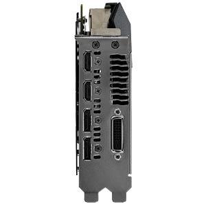 ASUS GF GTX 1080 OC - 8 GB - active ASUS 90YV09M1-M0NM00