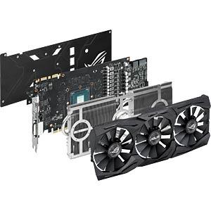 ASUS GF GTX 1080 OC - 8 GB - aktiv ASUS 90YV09M2-M0NM00