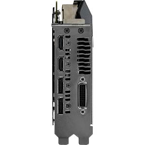 ASUS GF GTX 1070 OC — 8GB — active ASUS 90YV09N0-M0NA00