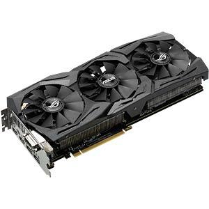 ASUS GF GTX 1070 OC - 8 GB - aktiv ASUS 90YV09N2-M0NA00