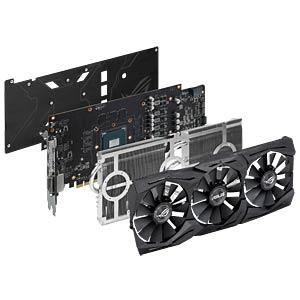 ASUS GF GTX 1060 OC - 6 GB - active ASUS 90YV09Q0-M0NA00