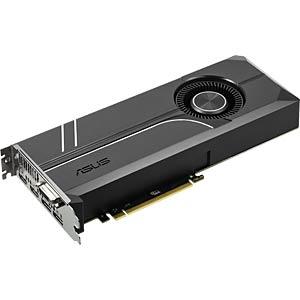 ASUS GF GTX 1080 - 8 GB - aktiv ASUS 90YV09S0-M0NA00