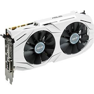 ASUS GF GTX 1070 OC - 8 GB - aktiv ASUS 90YV09T1-M0NA00