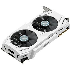 ASUS GF GTX 1070 - 8 GB - aktiv ASUS 90YV09T4-M0NA00