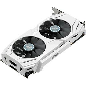 ASUS GF GTX 1060 OC - 6 GB - aktiv ASUS 90YV09X0-M0NA00